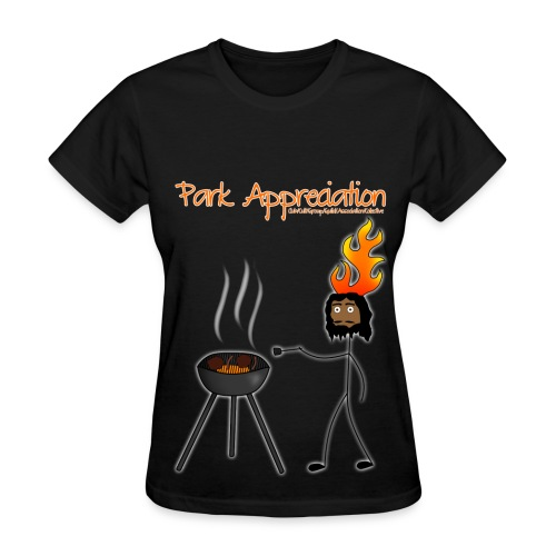 Park Appreciation Women's T-shirt - Women's T-Shirt