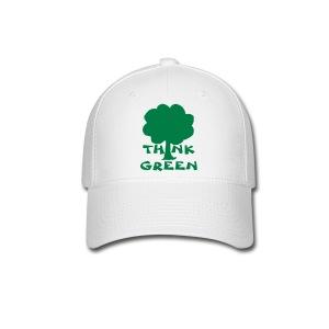 Think Green - Baseball Cap