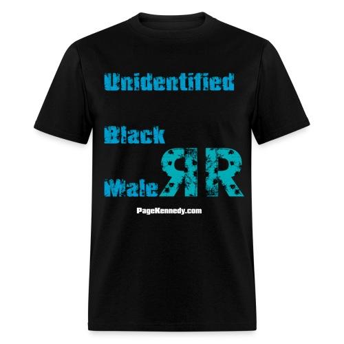 Unidentified Black Male - Men's T-Shirt