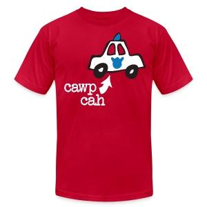 Cawp Cah - Men's Fine Jersey T-Shirt