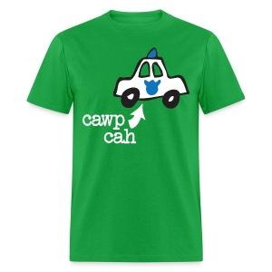 Cawp Cah - Men's T-Shirt