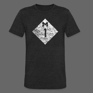 Woodward Avenue - Unisex Tri-Blend T-Shirt by American Apparel