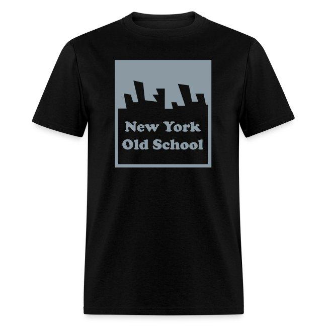 New York Old School Logo Shirt by New York Old School