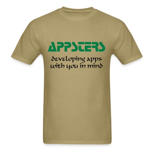 Appsters - Men - Men's T-Shirt