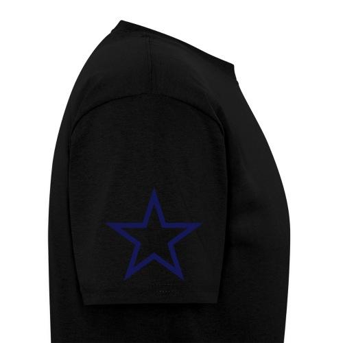 Dallas Cowboys Blue (Men's Standard Tee) - Men's T-Shirt
