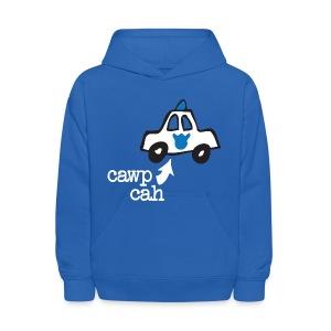 Cawp Cah - Kids' Hoodie