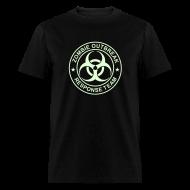 T-Shirts ~ Men's T-Shirt ~ 1-ULogo-MStd-Full (Glowing)