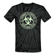T-Shirts ~ Unisex Tie Dye T-Shirt ~ 1-ULogo-TieDie-Full (Glowing)
