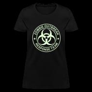 Women's T-Shirts ~ Women's T-Shirt ~ 1-ULogo-FStd-Full (Glowing)