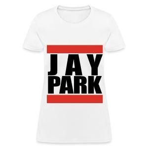 Jay Park - Run DMC Style - Women's T-Shirt