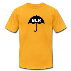 BLACK UMBRELLA - Men's Fine Jersey T-Shirt