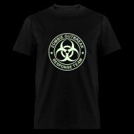 T-Shirts ~ Men's T-Shirt ~ 2-ULogo-MStd-Full (Glowing)