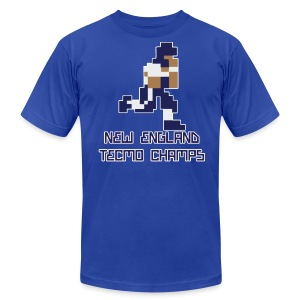 New England Tecmo Champs - Men's Fine Jersey T-Shirt