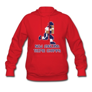 New England Tecmo Champs - Women's Hoodie