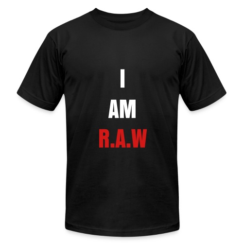 RAW - Men's Fine Jersey T-Shirt