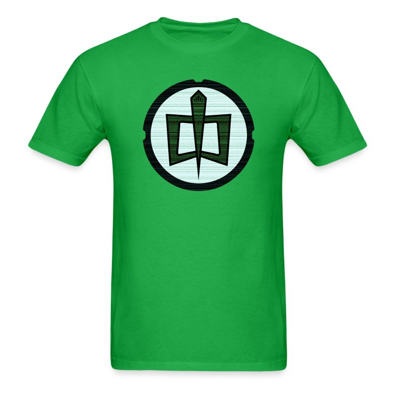 GAH Retro - Green - Men's T-Shirt