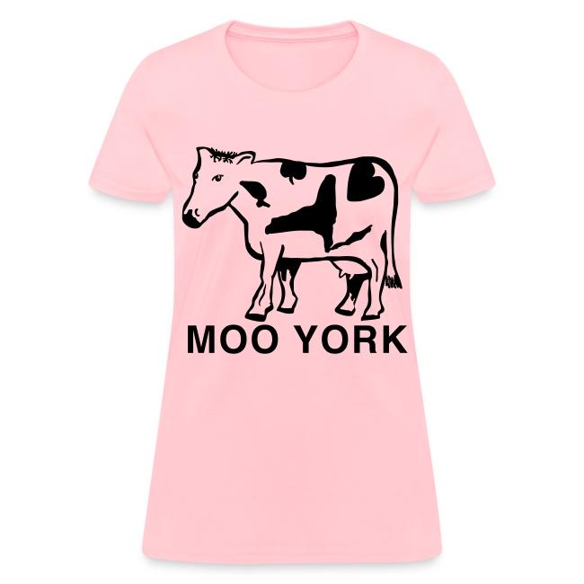 new york old school moo york shirt by new york old school womens