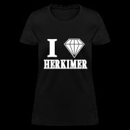Women's T-Shirts ~ Women's T-Shirt ~ Herkimer Shirt by New York Old School