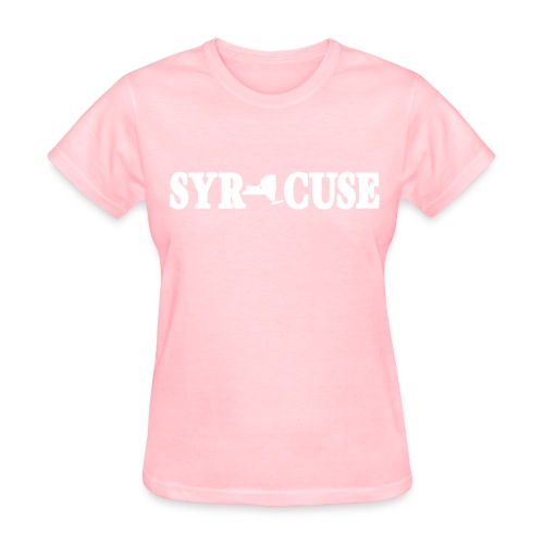 Syracuse Shirt by New York Old School - Women's T-Shirt