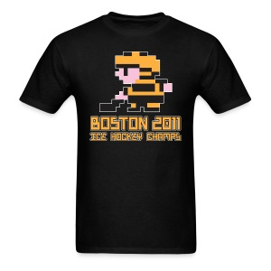 Boston Ice Hockey Champs - Men's T-Shirt