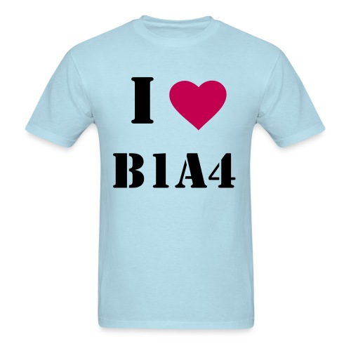 I Love B1A4 - Men's T-Shirt