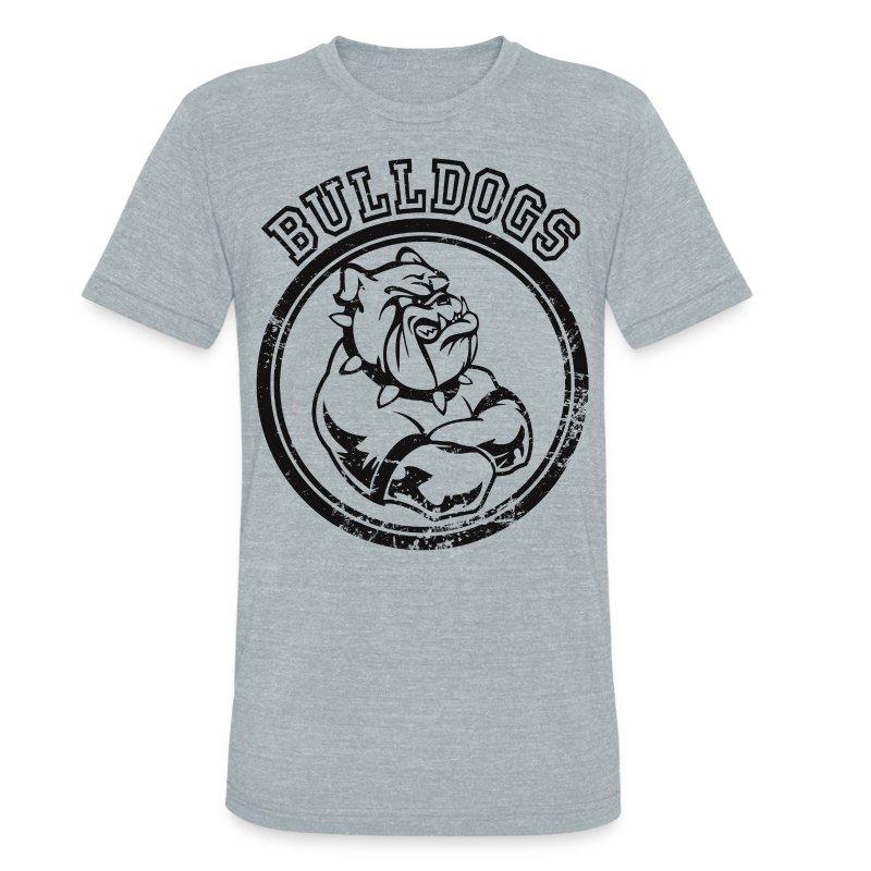 Custom bulldog sports team graphic t shirt spreadshirt for Simply for sports brand t shirts