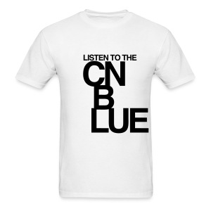[CNB] Listen to the CN Blue - Men's T-Shirt