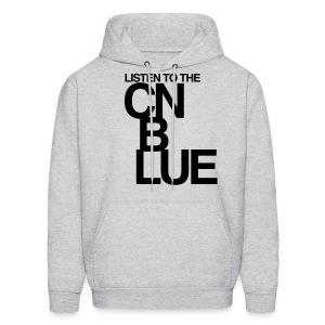 [CNB] Listen to the CN Blue - Men's Hoodie
