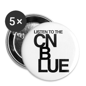 [CNB] Listen to the CN Blue (Smaller) - Small Buttons