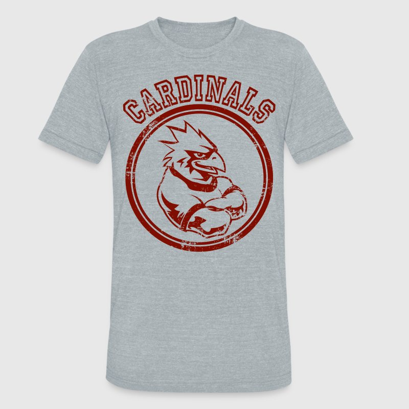 Custom Cardinals Team Graphic Mascot T Shirt Spreadshirt