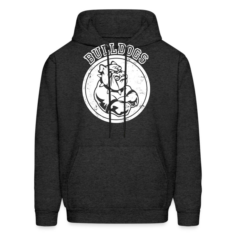 Custom Bulldog Sports Team Graphic Hoodie | Spreadshirt