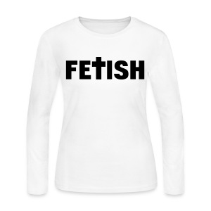 [2NE1] Fetish - Women's Long Sleeve Jersey T-Shirt