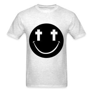 [2NE1] Minzy Smiley Face - Men's T-Shirt