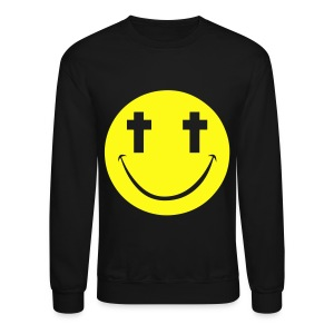 [2NE1] Minzy Smiley Face - Crewneck Sweatshirt
