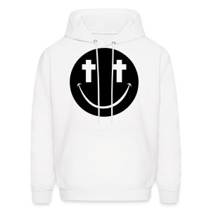 [2NE1] Minzy Smiley Face - Men's Hoodie