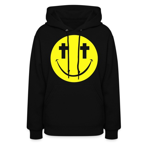 [2NE1] Minzy Smiley Face - Women's Hoodie