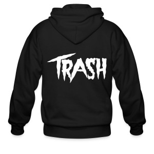[2NE1] CL Trash - Men's Zip Hoodie
