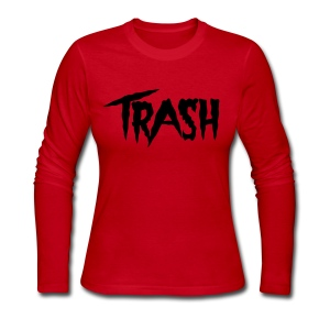 [2NE1] CL Trash - Women's Long Sleeve Jersey T-Shirt