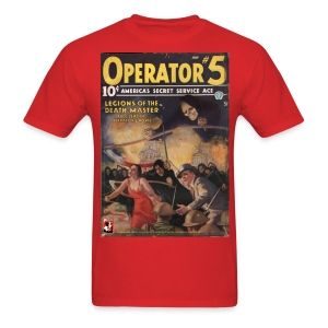 Operator #5: Legions of the Death Master - Men's T-Shirt