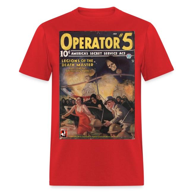 Operator #5: Legions of the Death Master