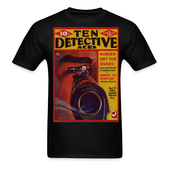 Ten Detective Aces
