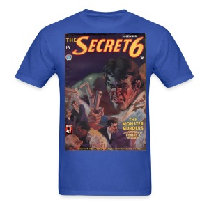 Secret 6: The Monster Murders - Men's T-Shirt