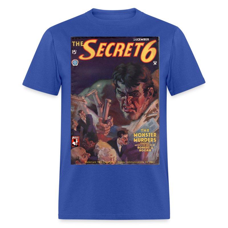 Secret 6: The Monster Murders - Men's T-Shirt