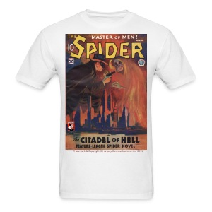 The Spider: Citadel of Hell - Men's T-Shirt