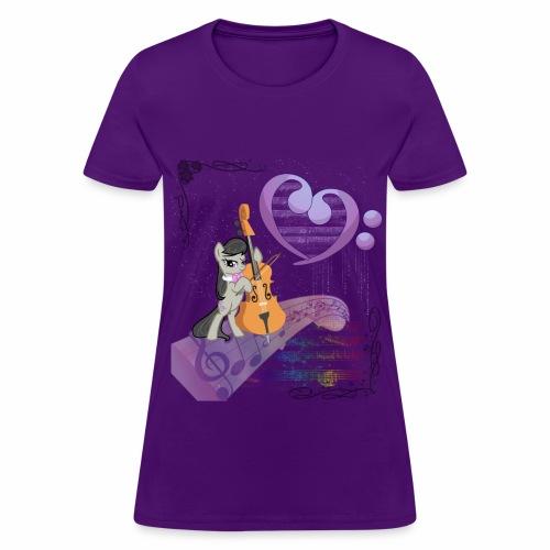 Octavia shirt  (Fillies' shirt - standard weight) - Women's T-Shirt