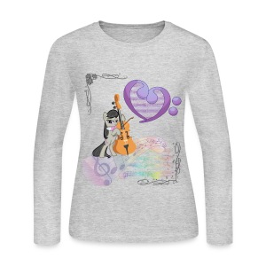 Octavia shirt  (Fillies' shirt) - Women's Long Sleeve Jersey T-Shirt
