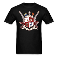 T-Shirts ~ Men's T-Shirt ~ Family Don't End With Blood crest