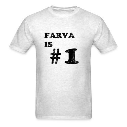 Farva Is Number 1 - Men's T-Shirt