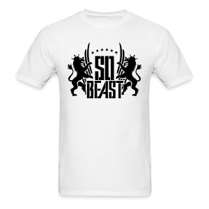 SO BEAST - Men's T-Shirt