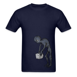 Enderman - Men's - S - 2XL - Men's T-Shirt